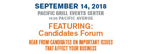 Chamber Luncheon Candidates Forum