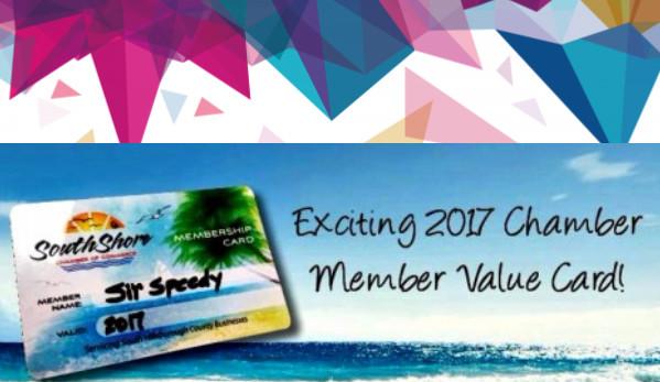 Membership Card Flyer