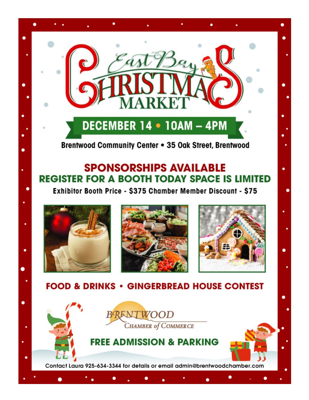 East Bay Christmas Market