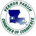 Vernon Parish Chamber of Commerce Logo