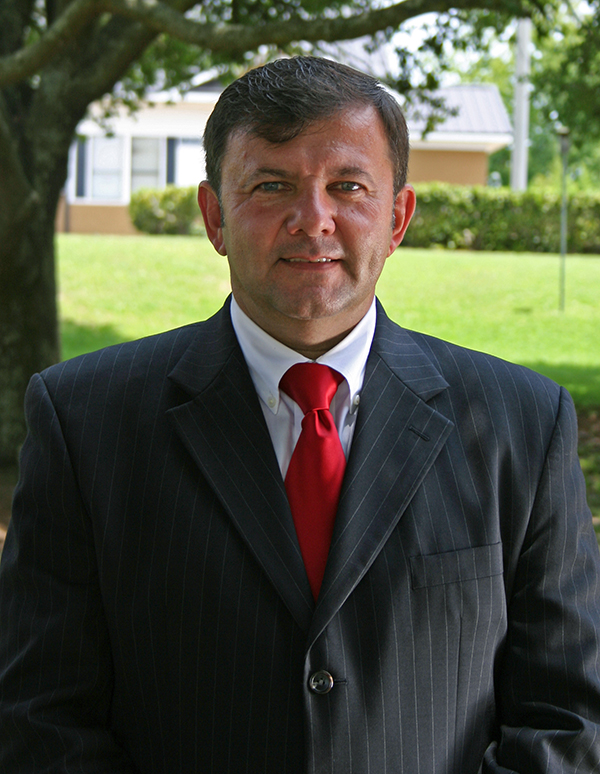 Leesville Mayor Rick Allen