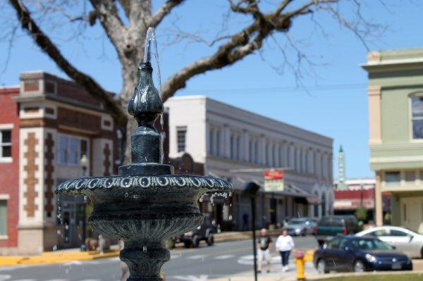 Downtown Fountain