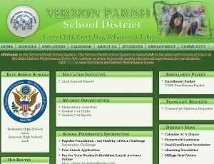 Vernon Parish School District