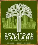 downtown Oakland CBD