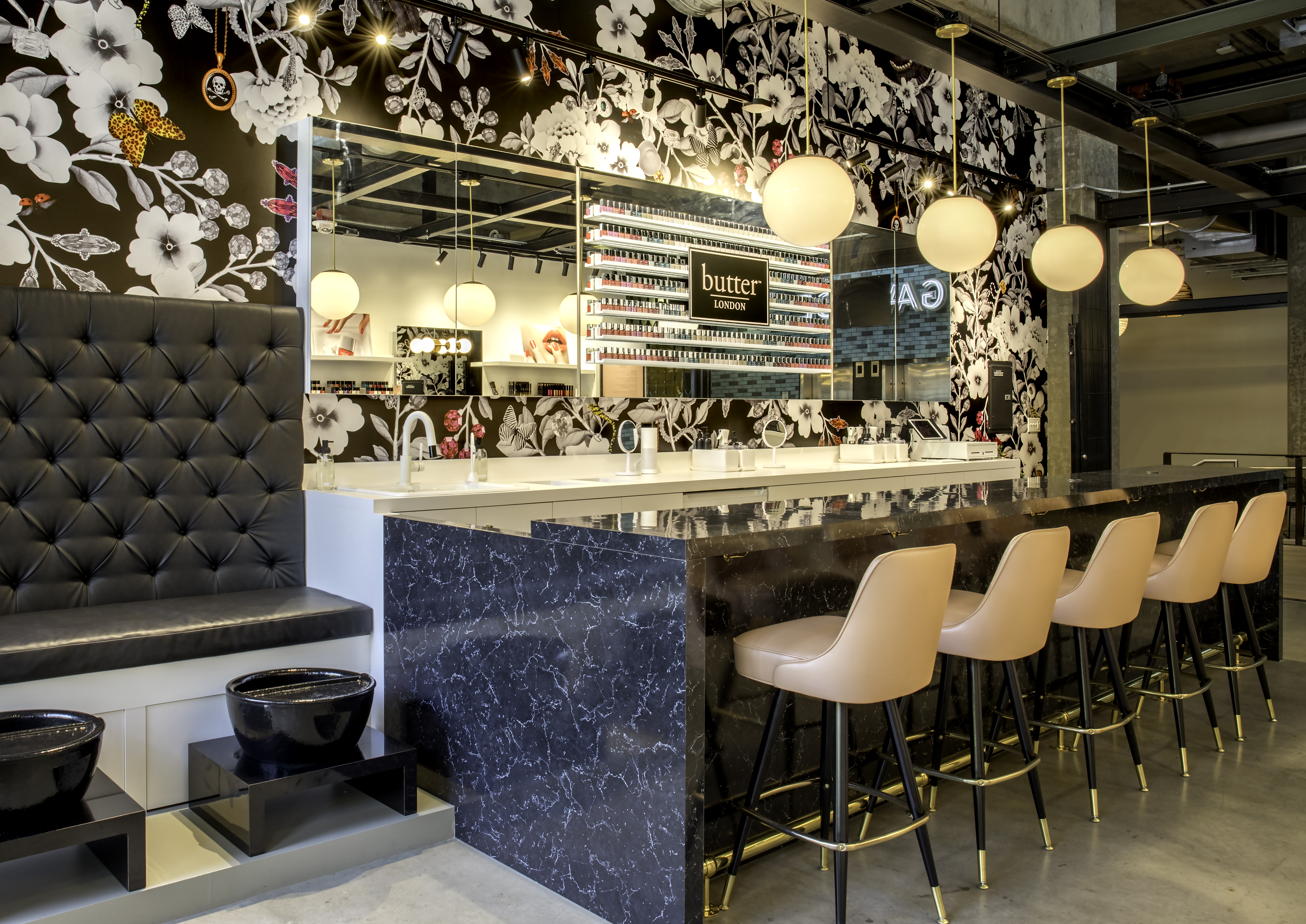 Welcome To The Neighborhood Butter LONDON Nail Bar