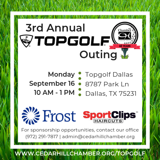2019 Topgolf Outing
