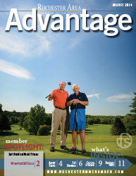 Click here to download the August 2014 Advantage