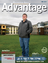 Click here to download the June 2014 Advantage
