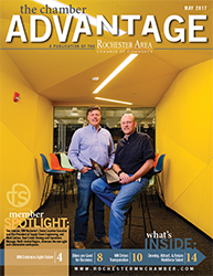 Click here to download the May 2017 Advantage