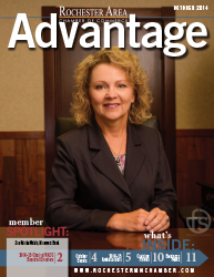 Click here to download the October 2014 Advantage