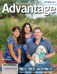 Click here to download the September 2014 Advantage