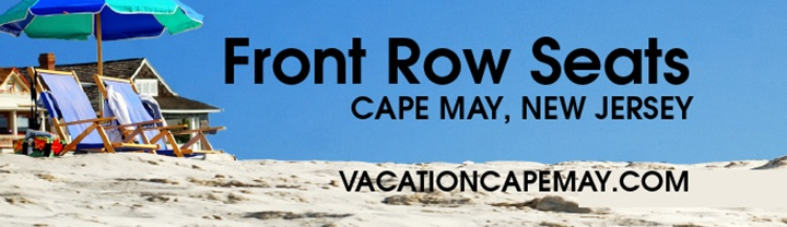 Vacation Cape May Banner