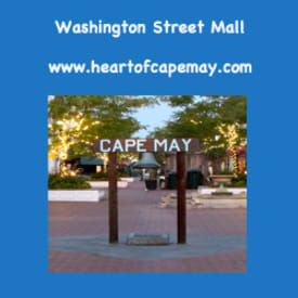Home - Chamber of Commerce of Greater Cape May, NJ Cape May Tourist Map on