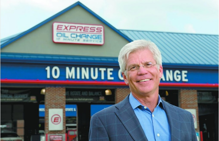 Ricky Brooks, CEO, Express Oil/ Tire Engineers Small Business of the Year Speaker