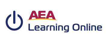 aea learning logo