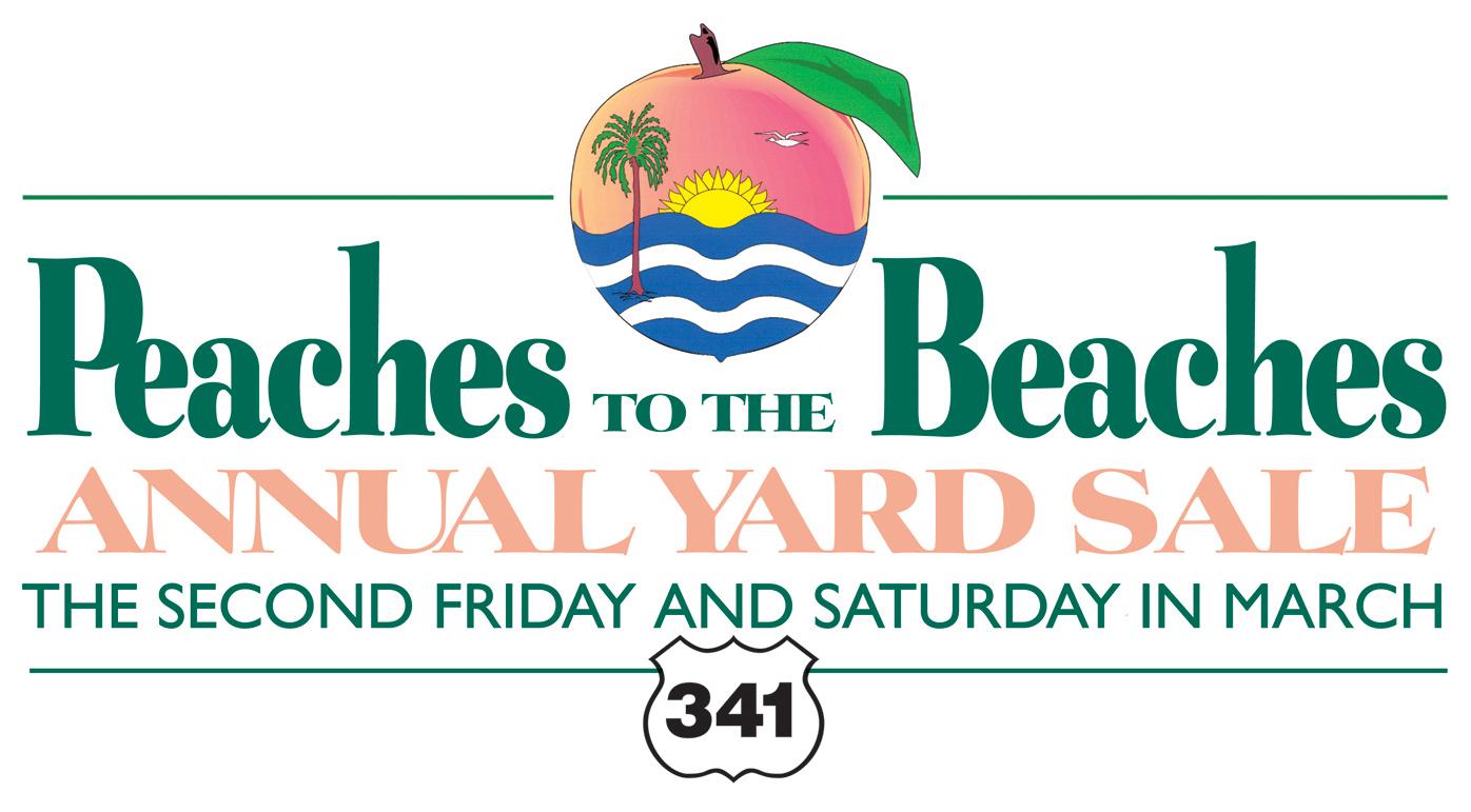 Peaches to Beaches