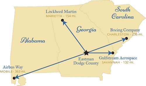 Aviation Map