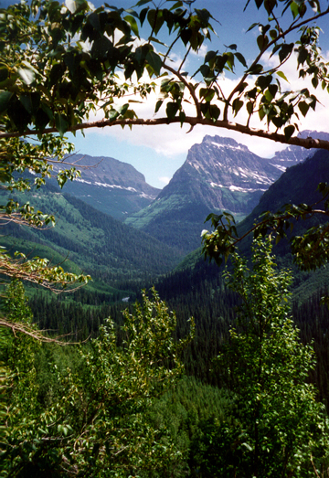 Glacier National Park - Photo by Jill Courtney