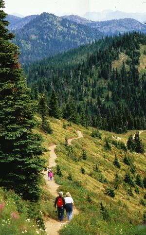 DannyOn Trail - Photo by Donnie Sexton (visitmt.com)