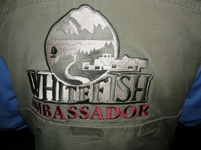 Ambassador Vest - Photo by Bill Milner