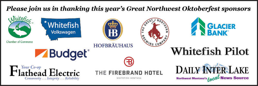 2016 Great Northwest Oktoberfest Sponsors