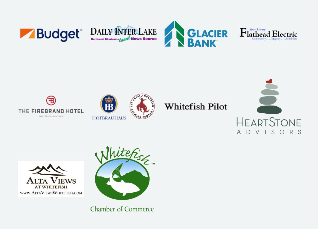 2019 Great Northwest Oktoberfest Sponsors