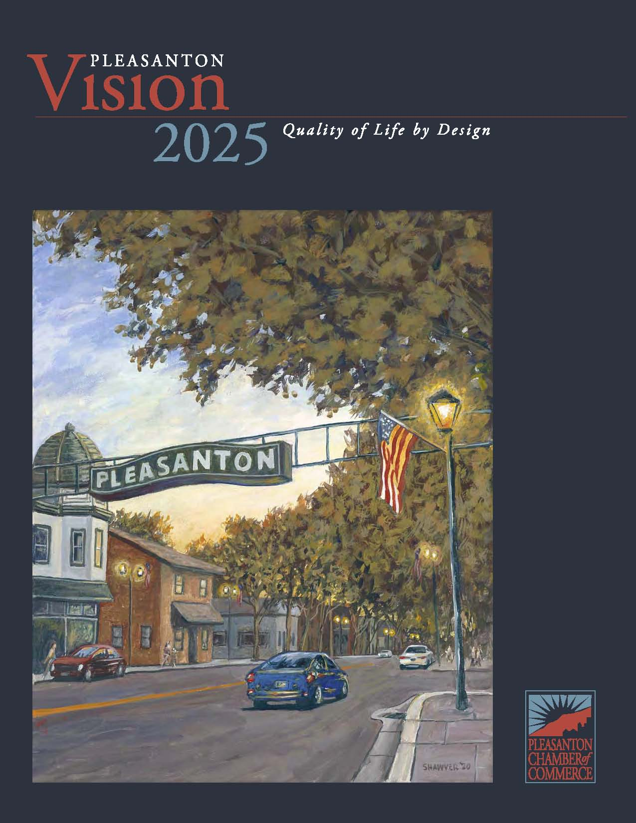 Vision 2025 Cover