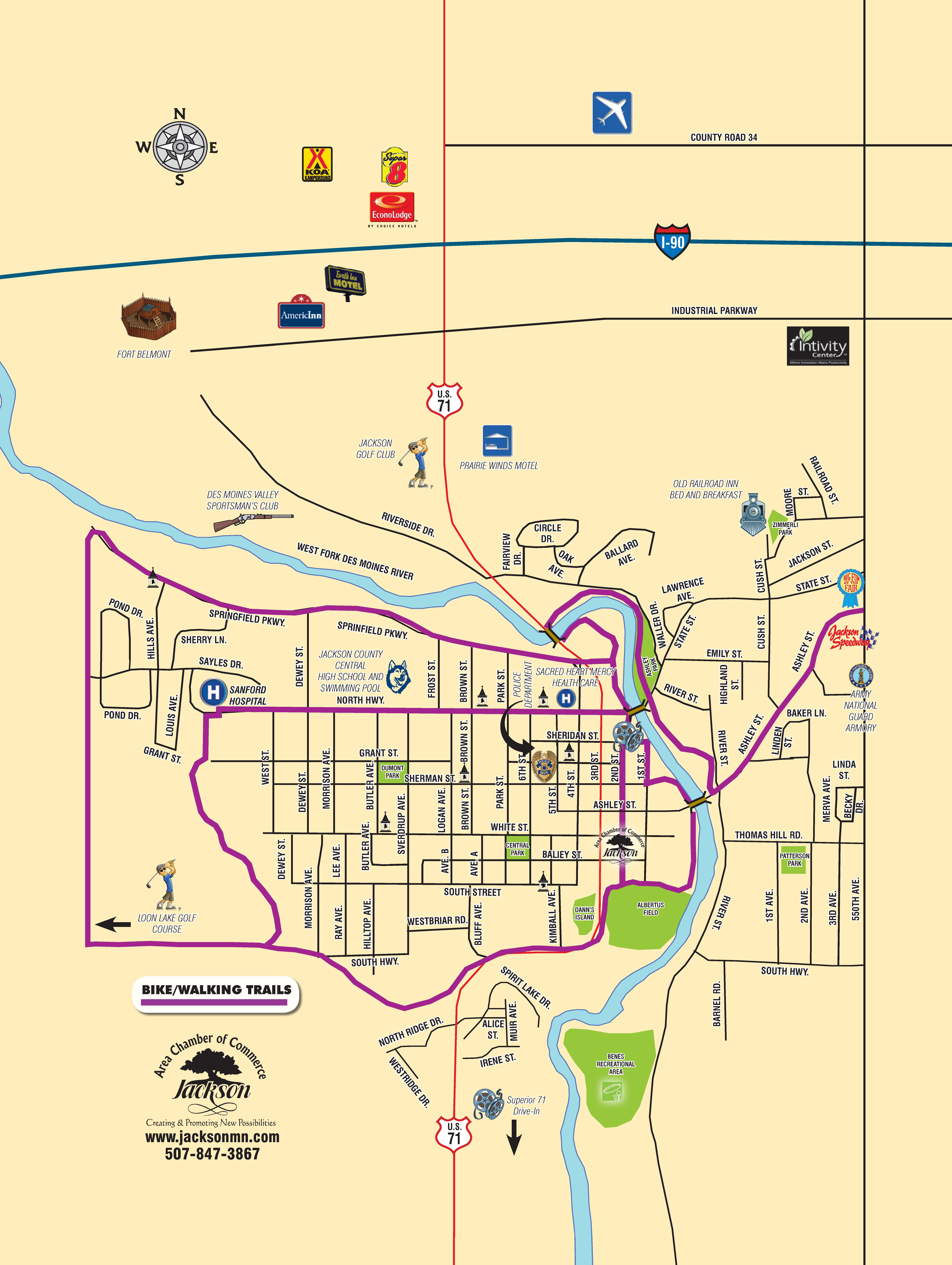 City of Jackson, MN