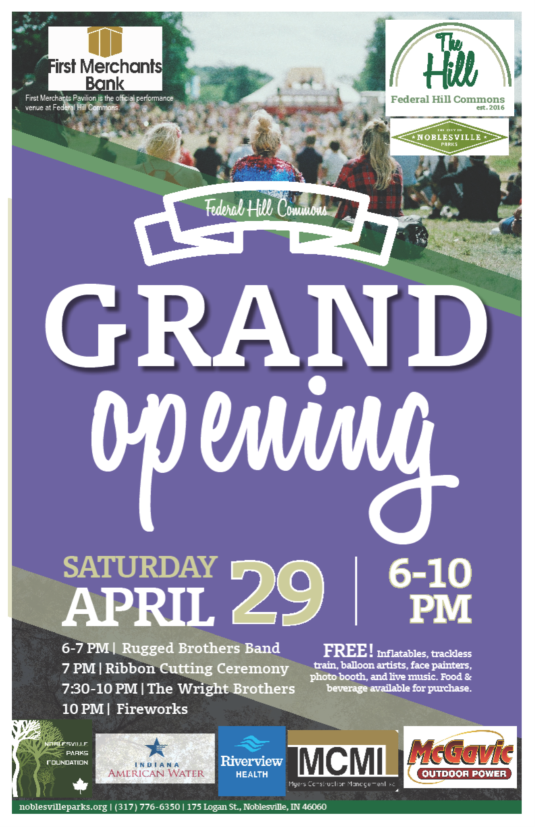 Federal Hill Grand Opening