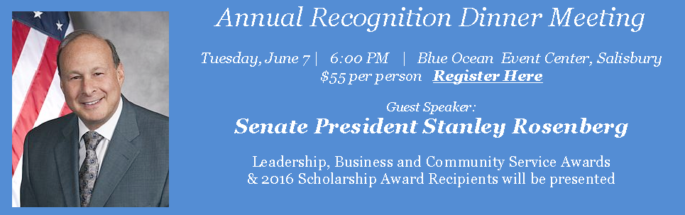 Annual Recognition 2016