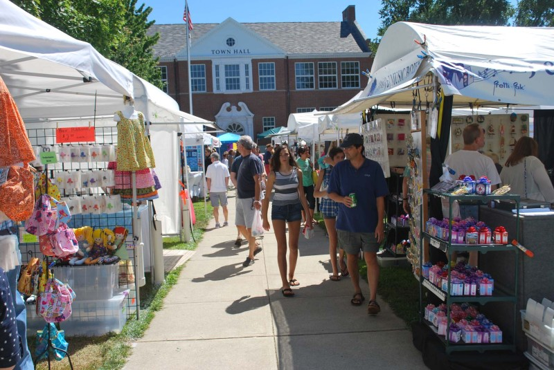 Arts crafts festival old saybrook chamber of commerce ct for Jamaica plain craft fair