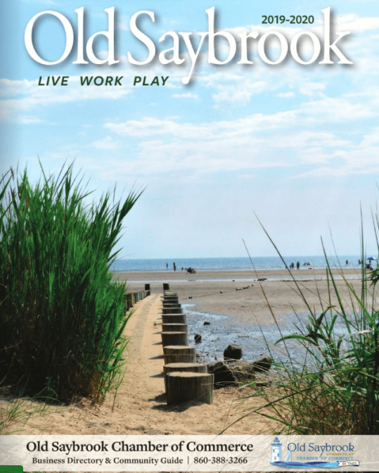 Old Saybrook Chamber of Commerce 2018-19 Guidebook