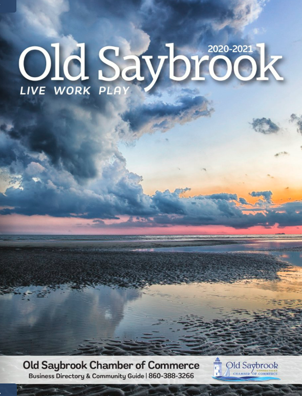 Old Saybrook Chamber of Commerce 2020-21 Guidebook