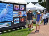 56th Annual Old Saybrook Arts & Crafts Festival, July 27 & 28, 2019