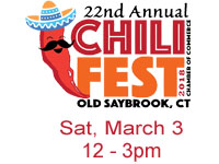 22nd Annual Chili Fest
