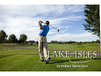 Lake of Isles Golf Tournament October 2, 2018