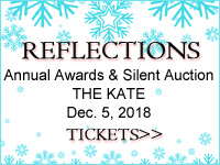 Reflections: Annual Awards & Silent Auction