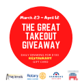 The Great Takeout Giveaway