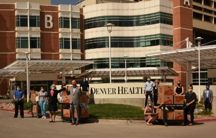 Gala To Go at Denver Health