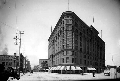 Brown Palace Hotel 1892