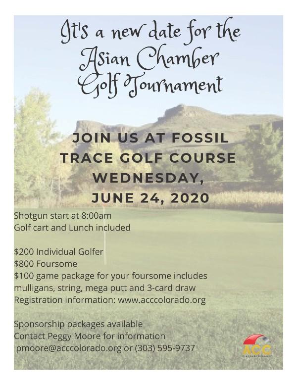 2020 ACC Golf Tournament