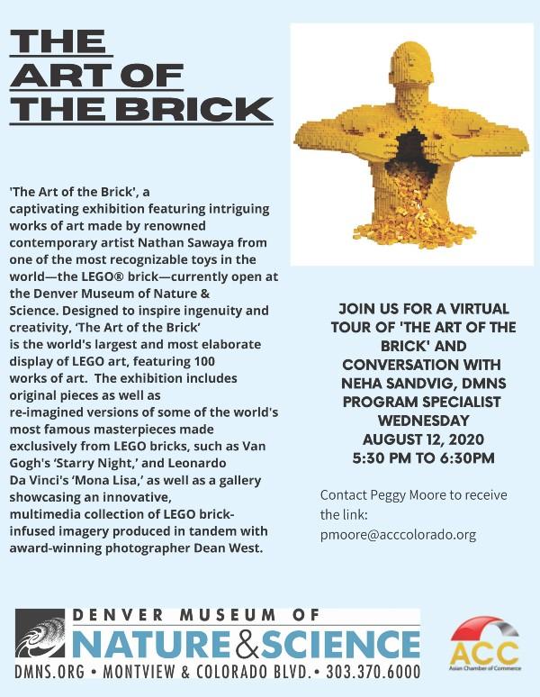 2020 BAH - Art of the Brick