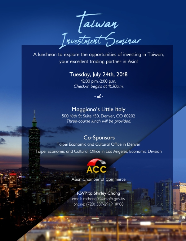 TECO Investment Luncheon July 24 2018