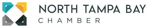 Logo for the North Tampa Bay Chamber of Commerce