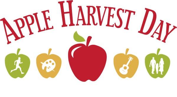 Apple Harvest Day Logo
