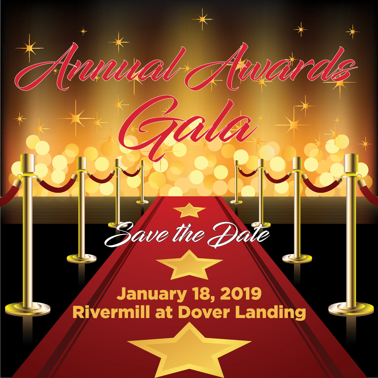 Annual Awards Gala 2019 Logo