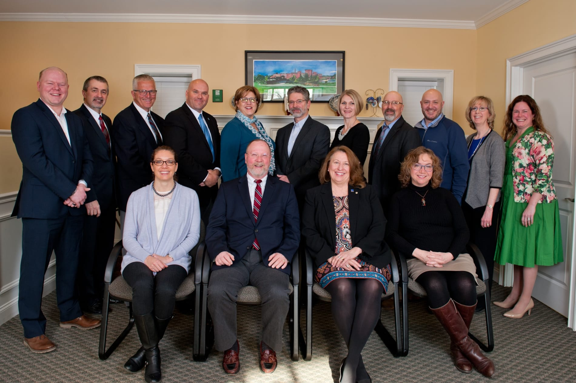 Board of Directors 2018 Group Photo