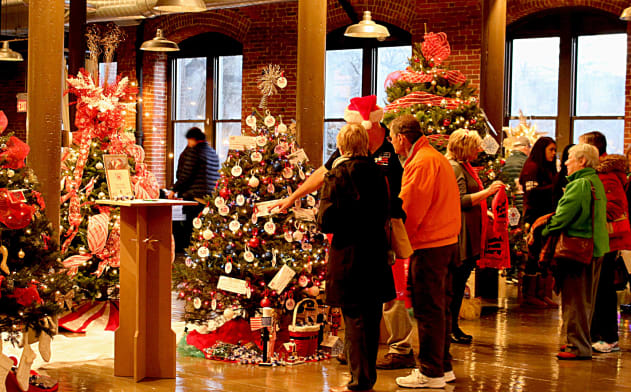 Dover's 10th Annual Festival of Trees