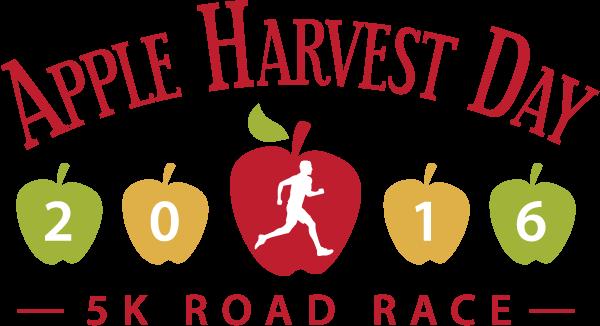 Apple Harvest Day 5K Logo