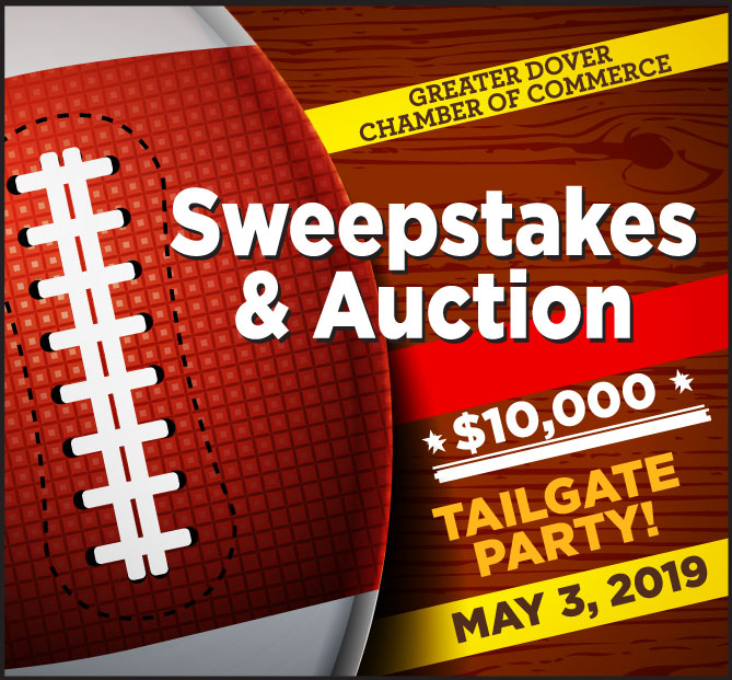 Sweepstakes & Auction - Greater Dover Chamber of Commerce, NH